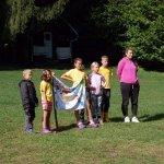 Uzlování, morseovka, zdravověda, vlajky